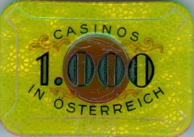 Casino Austria Chips